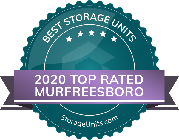 Best Storage Units 2020 Top Rated in Murfressboro